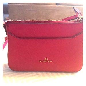 Celine dion crossbody purse - Pink